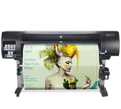 HP Designjet Z6600 large format printer