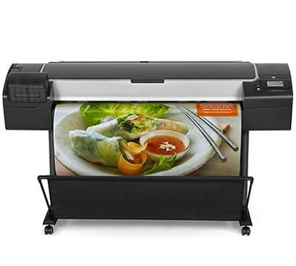 HP Designjet Z5400 large format printer