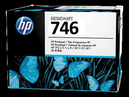 HP 746 Universal Printhead - (P2V25A)