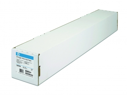 HP Bright White Inkjet Paper - C6035A