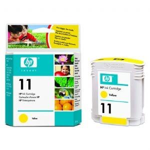 HP Designjet Yellow ink cartridge No. 11