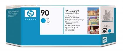 HP No. 90 Cyan Printhead