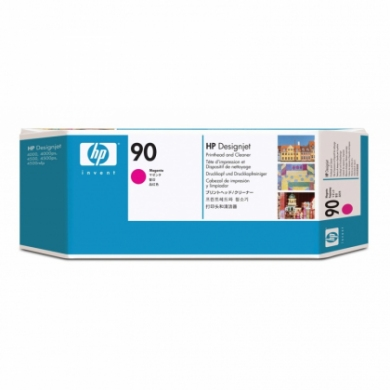 HP No. 90 Magenta Printhead