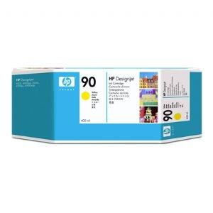 HP Designjet Yellow ink cartridge No. 90