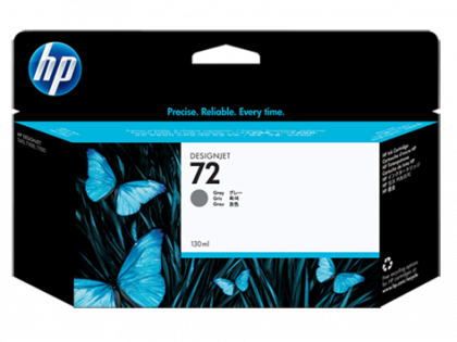 HP Designjet Grey ink cartridge No. 72
