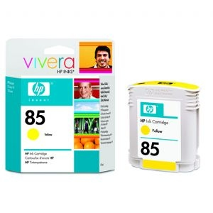 HP Designjet Yellow ink cartridge No. 85