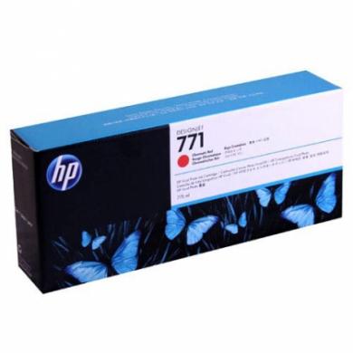 HP Designjet Chromatic Red ink cartridge ink No. 771