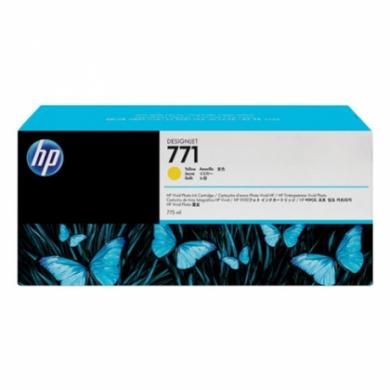 HP Designjet Yellow ink cartridge No. 771