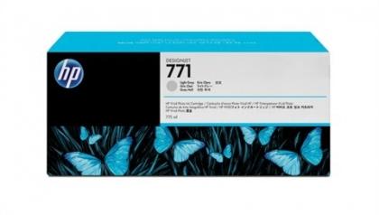 HP Designjet Light Grey ink cartridge No. 771