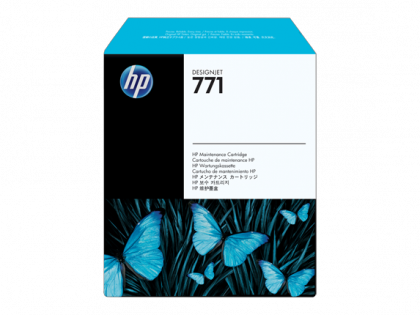 HP Designjet Maintenance Cartridge No. 771
