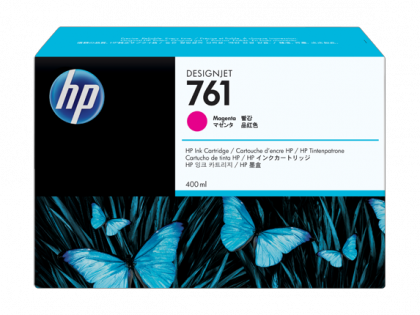 HP Designjet Magenta ink cartridge No. 761