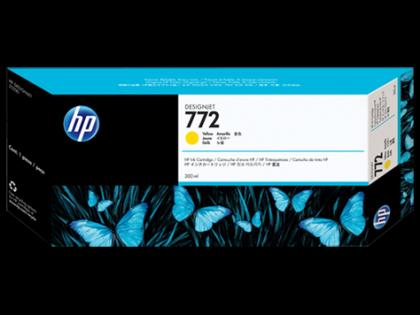 HP Designjet Yellow ink cartridge No. 772
