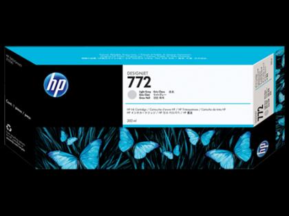 HP Designjet Light Grey ink cartridge No. 772