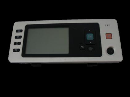 Front Panel (Control Panel) (Designjet Z2100/Z5200)