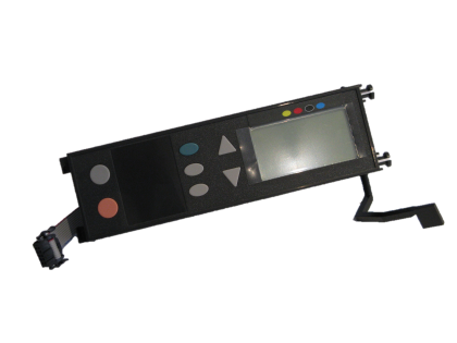 Front Panel (Control Panel) (Designjet 500/800)