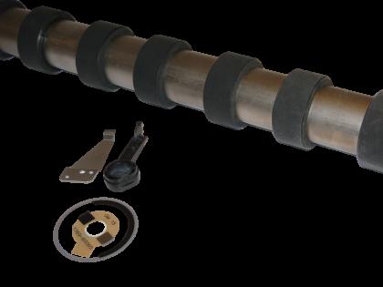 Drive Roller Assembly - A1 (Designjet 500/510/800)