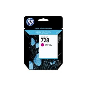 HP 728 HP Magenta ink cartridge F9J62A