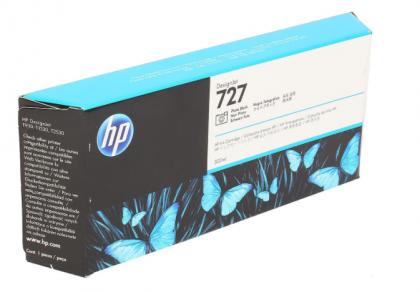 HP Designjet Photo Black ink cartridge No. 727
