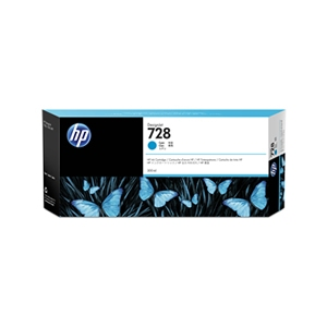 HP 728 HP Cyan ink cartridge F9K17A