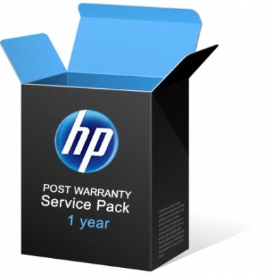 Designjet T120 Post Warranty Care Pack - 1 year U1W34PE