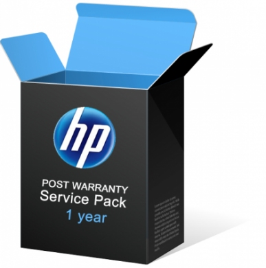 Designjet T2500 HP Post Warranty Care Pack with Defective Media Retention - 1 ye
