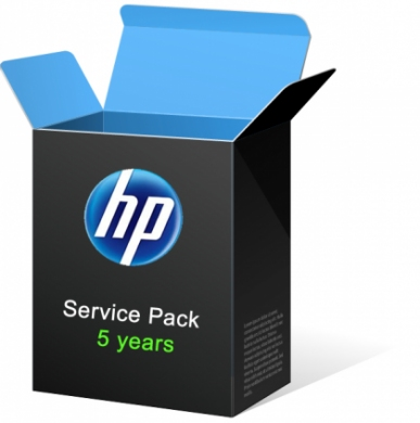 Designjet T730 HP Extended Warranty HP Care Pack - 5 years U8PH1E