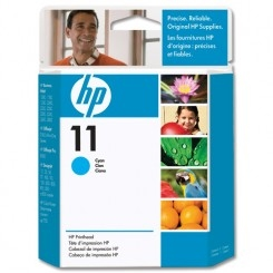 HP No. 11 Cyan Printhead