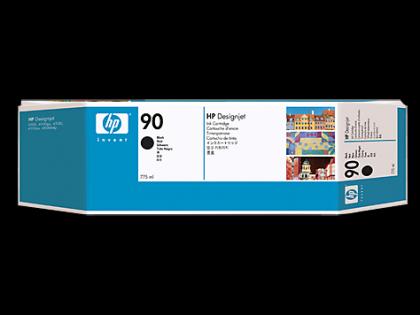 HP Designjet Black ink cartridge No.90