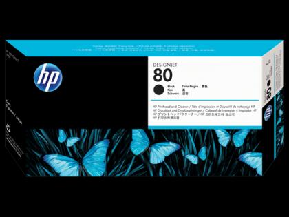 HP No. 80 Black Printhead