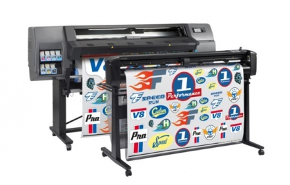 HP Latex 315 Print and Cut Solution 1LH38A