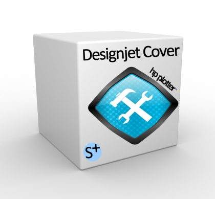 Designjet 455CA Support and Maintenance Cover