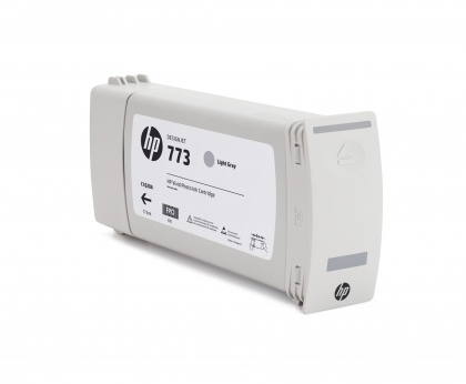 HP 773 Designjet Light Grey Ink Cartridge (C1Q44A)