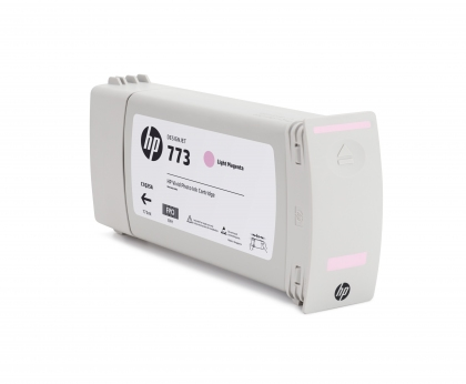HP 773 Designjet Light Magenta Ink Cartridge (C1Q41A)