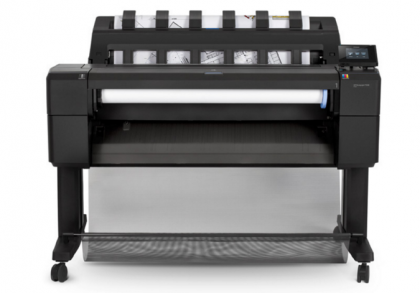 HP DesignJet T930 large format CAD and GIS printer