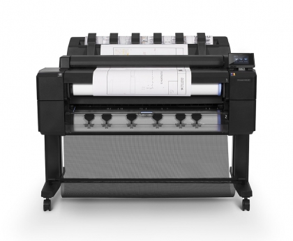 HP DesignJet T2530 twin roll A0 CAD and GIS printer