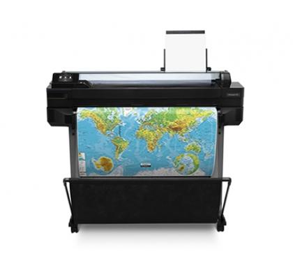 HP Designjet T520 large format CAD printer
