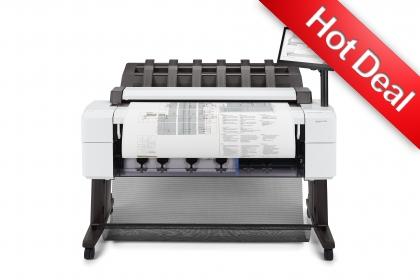 HP DesignJet T2600dr PS MFP 3EK14A 36