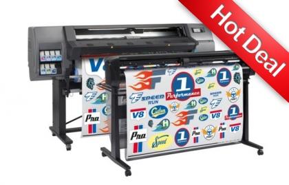 HP Latex 315 Print and Cut Solution 1LH38A