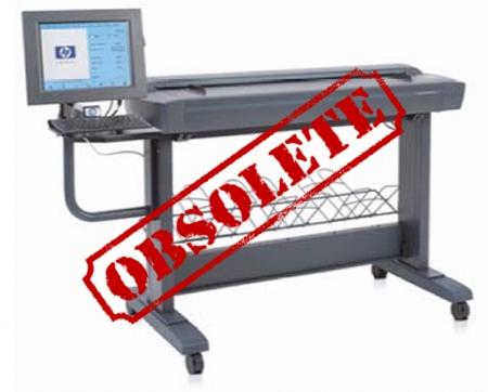 Designjet 4500 Scanner 42'' Q1277A