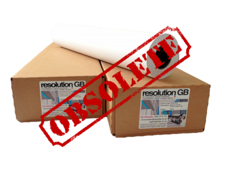 Resolution Colour Line CAD Paper 80gsm - 36