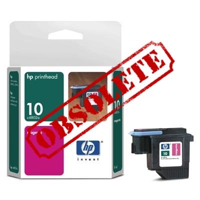 HP No. 10 Magenta Printhead