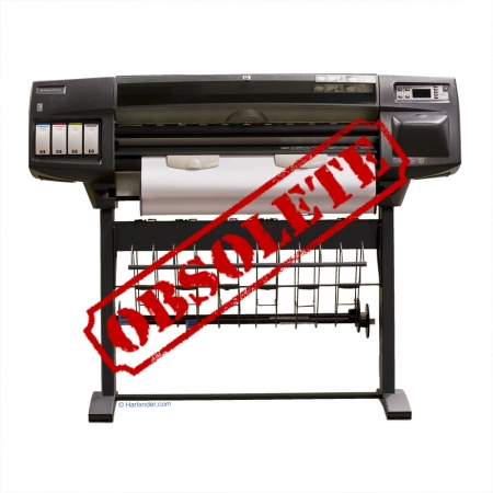 Designjet 1050C 36'' C6074A Printer