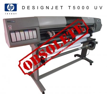 Designjet 5000 UV 60'' C6095V Printer