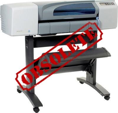 Designjet 500 PostScript 24'' C7769C Printer