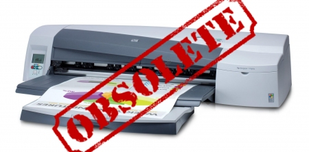 Designjet 110 Plus 24'' C7796D Printer