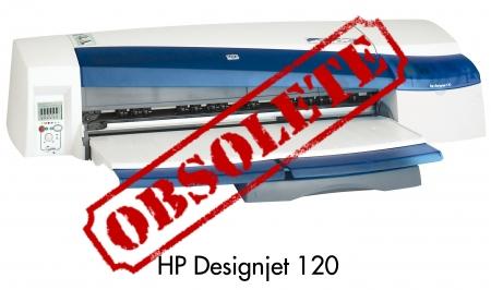 Designjet 120 24'' C7791A Printer
