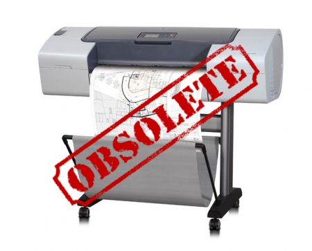 Designjet T620 24'' CK835A CAD Printer