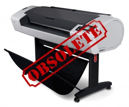 Designjet T1120 HD MFP 44'' A0 CK841A CAD Printer