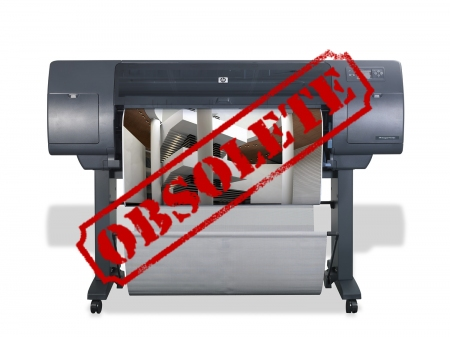Designjet 4020 PS 42'' CM766A Printer