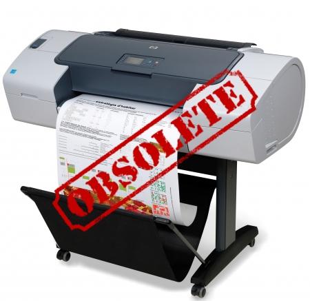 Designjet T770 HD 24'' CQ306A Printer